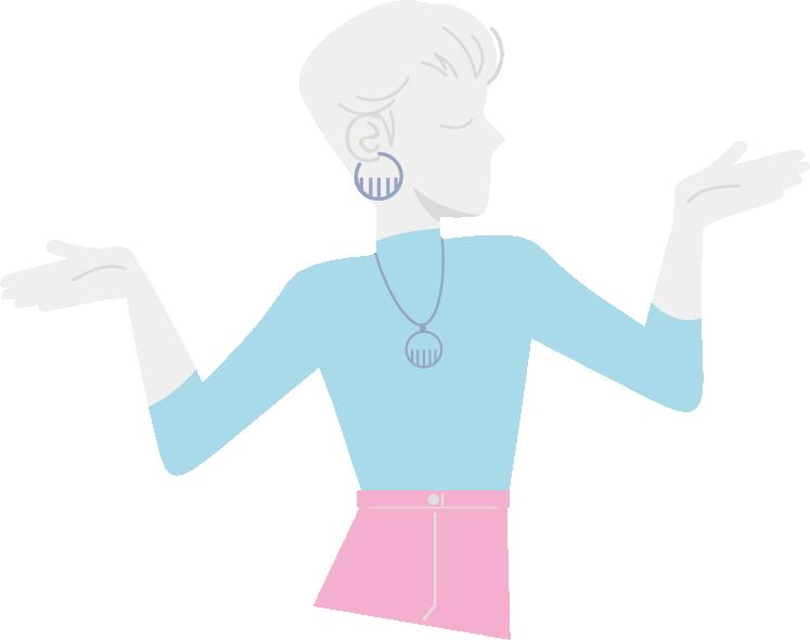KLARA BLOCH figure